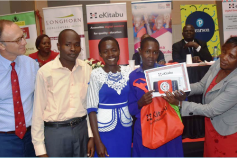 Director, Library Services Attends e-Kitabu Digital Essay Competition Prizegiving